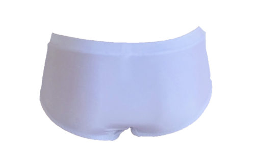 shorty white_back trapeze